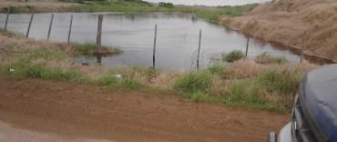 Les mostramos las inundaciones en nuestra región