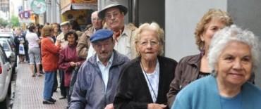 El próximo jueves arranca el pago a jubilados y pensionados