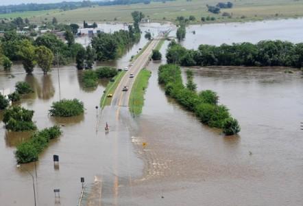 La lluvia pone en riesgo la producción