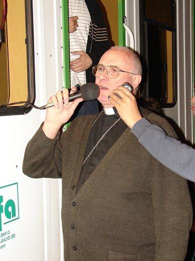 La Peregrinación al Monasterio Benedictino no se realizará