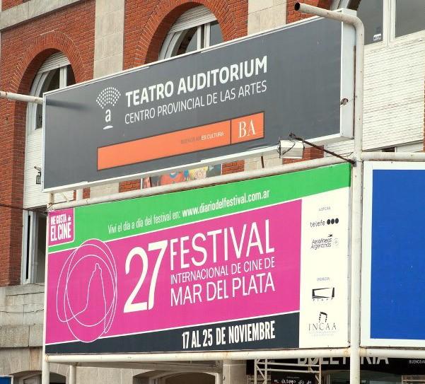 Toldenses al 27º Festival de Cine de Mar del Plata