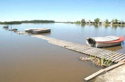 El Carpincho se inunda: Ya hay compromiso de las instalaciones y prohibirían la pesca nocturna