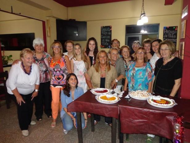 La asociación Italiana cerró el año con una cena y sorpresas!