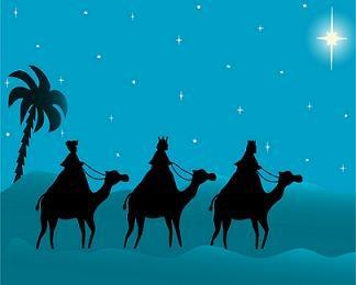 Queridos Reyes Magos ¡Feliz fin de viaje! Un artículo de  Idar Hidalgo para Los Toldos es noticia