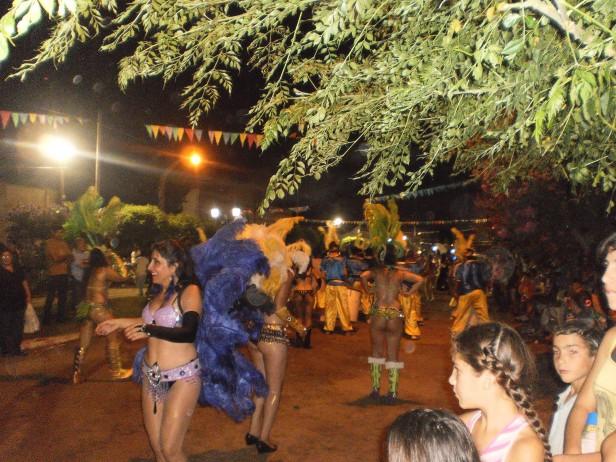 Se palpita el carnaval en la zona, nuestros representantes se hacen presentes