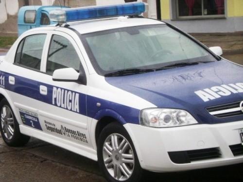 Pelea entre bandas y la Policia local
