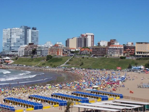 El feriado favoreció a la costa atlántica