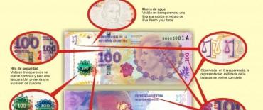 En Los Toldos ya habría los nuevos billetes de $ 100