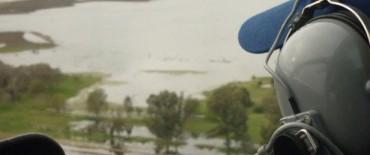 Aseguraron que el 76% del territorio de Pehuajó está afectado por el agua