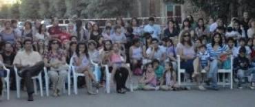 La Guardería San Juan Bosco realizó la fiesta de fin de año