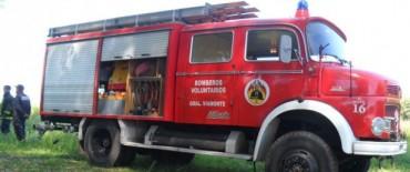 Bomberos Voluntarios informa: