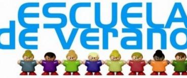 1500 chicos asisten: programa Escuelas Abiertas en Verano