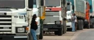 Restringen la circulación de camiones por el fin de semana