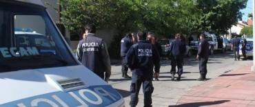 Hechos policiales en la ciudad éste fin de semana