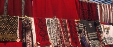 Artesanos Mapuches, en Colón Entre Ríos