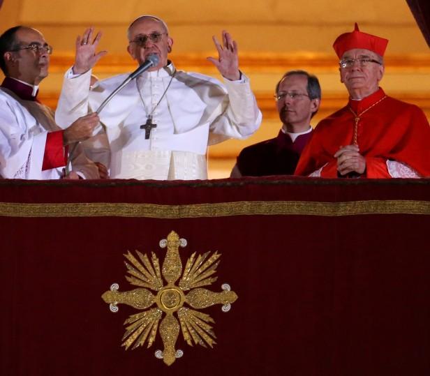 Francisco1: Para America Hispánica un soplo de esperanza