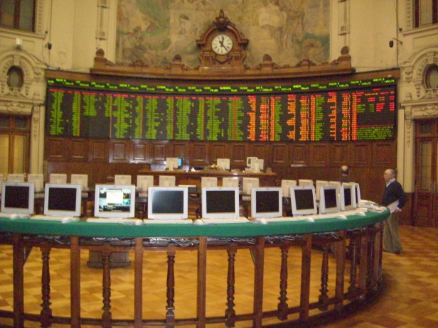 Bolsa de comercio. Informe