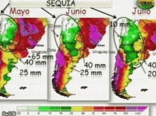 En los próximos tres meses, la temp. mínima rondará los 0º C