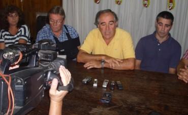 La UCR llamó a conferencia de Prensa y dió respuestas y su pensamiento ante los hechos conocidos