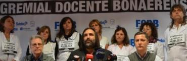 SUTEBA: CUATRO SEMANAS DE LUCHA A CONSENSUAR CON EL FGDB