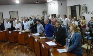 MENSAJE DE APERTURA DEL 30º PERIODO ORDINARIO DE SESIONES DEL HONORABLE CONCEJO DELIBERANTE
