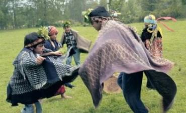 Día de los Pueblos Originarios, actividades en una de las casas culturales Mapuches
