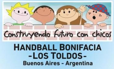 Primer jornada de deporte callejero en Los Toldos