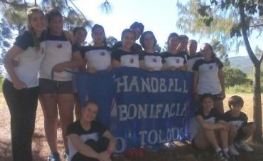 La escuela de Handball Bonifacia se llevó los aplausos en Jujuy