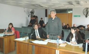 La fiscalía pidió 16 años de cárcel para el homicida de Baigorrita