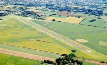 El diputado Golía pidió por la pista del aeródromo de Junín