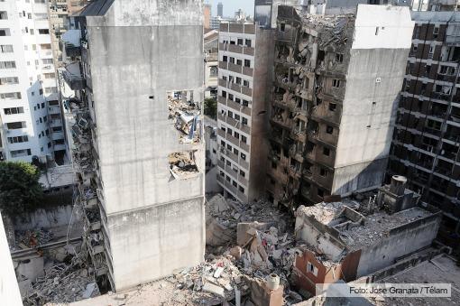 Ascendió a 21 el número de víctimas fatales por explosión en Rosario