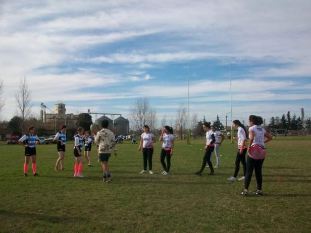 El sábado 07 de septiembre en la cancha de Marabuntas RC se realizará en simultáneo el 2º Encuentro de Rugby Femenino