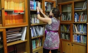 Avanza la creación de la Red Provincial de Bibliotecas Públicas