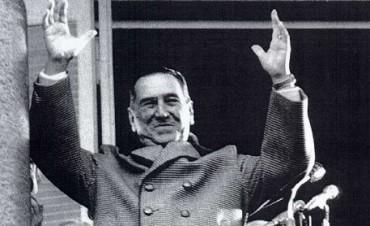 Un día como hoy fallecía Juan Domingo Perón