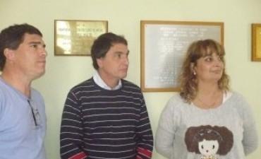 Jornada de capacitación docente de FEB en General Viamonte
