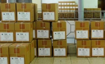 Elecciones 2013: Llegaron las urnas