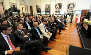Intendentes de la Cuarta Sección Electoral recibieron dinero para obras públicas