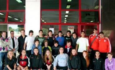 Embajada Deportiva en Los Toldos