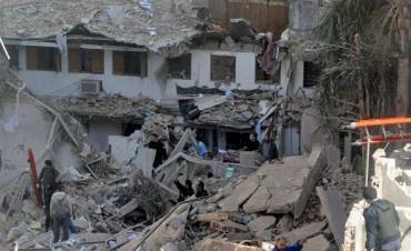 Explosión en Rosario: Doce muertos