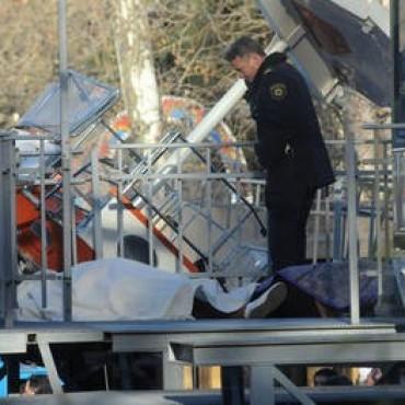 OTRO ACCIDENTE EN LA CIUDAD: Rosario dos personas murieron en una tragedia en parque de diversiones