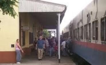 FUGA EN EL PENAL DE MERCEDES: Aseguran haber visto a los prófugos arrojarse del tren en Alberti pero no fueron encontrados