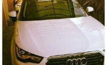 Echegaray justificó el regalo del Audi: