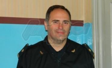ALEJANDRO FABIAN MANSILLA, es comisario en Salto
