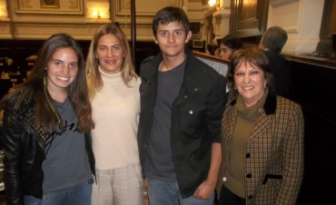 Segundo Encuentro Provincial del Parlamento Juvenil del Mercosur 2013