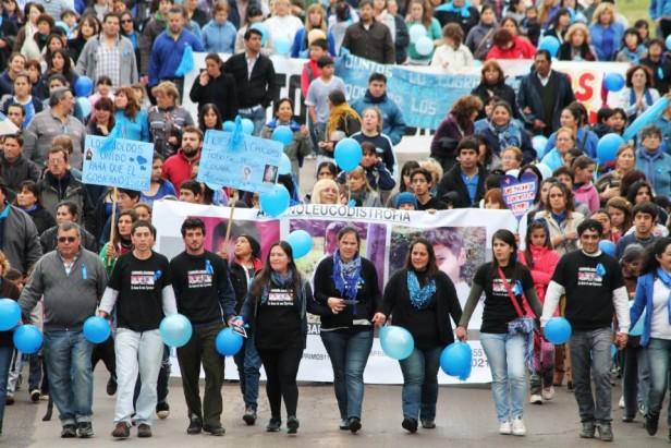 El municipio de Gral Viamonte aporta $ 8.000.000 a la causa de la flia Lombardo