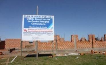 Construyen el Centro Integral Educativo
