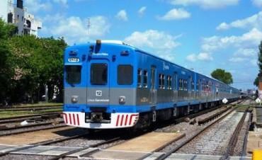 Arribó a Bragado el primer servicio de pasajeros